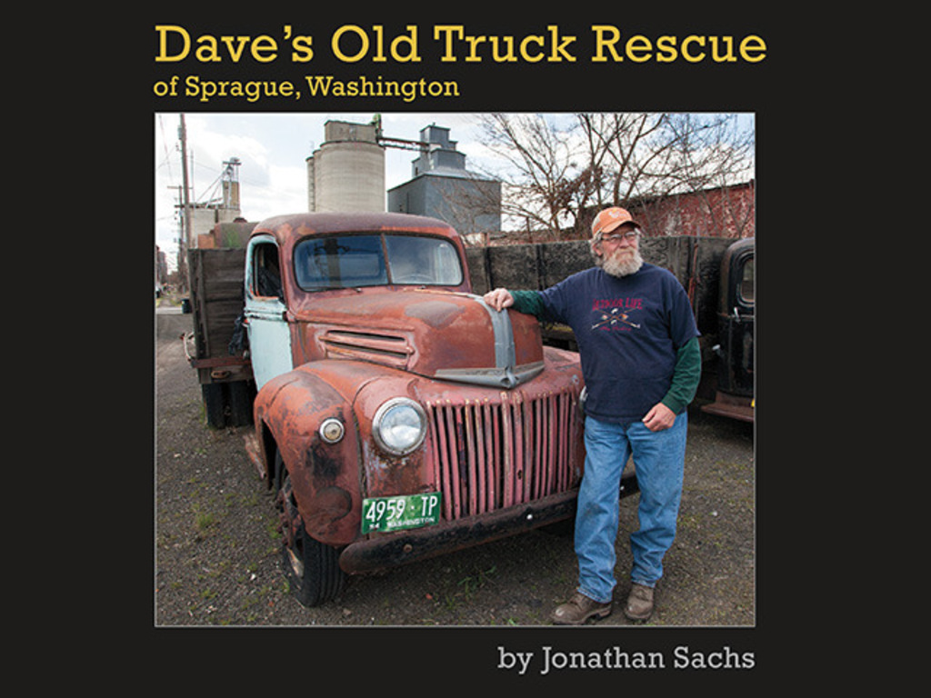 Dave's Old Truck Rescue: The Book's video poster