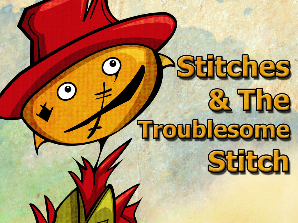 STITCHES Children's Book & Guide for Stutterers / Stammerers's video poster