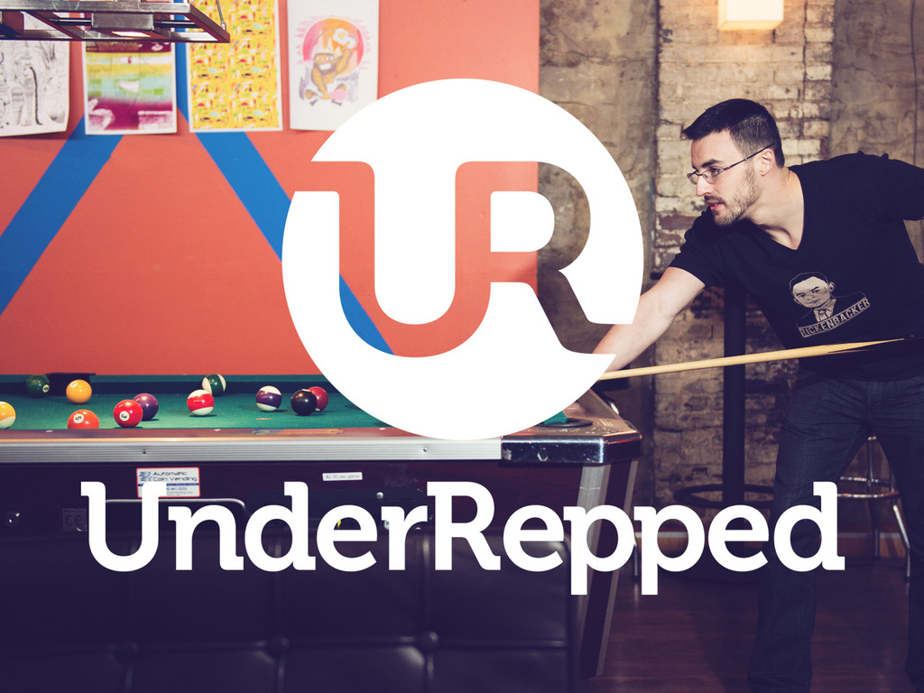 UnderRepped Clothing's video poster