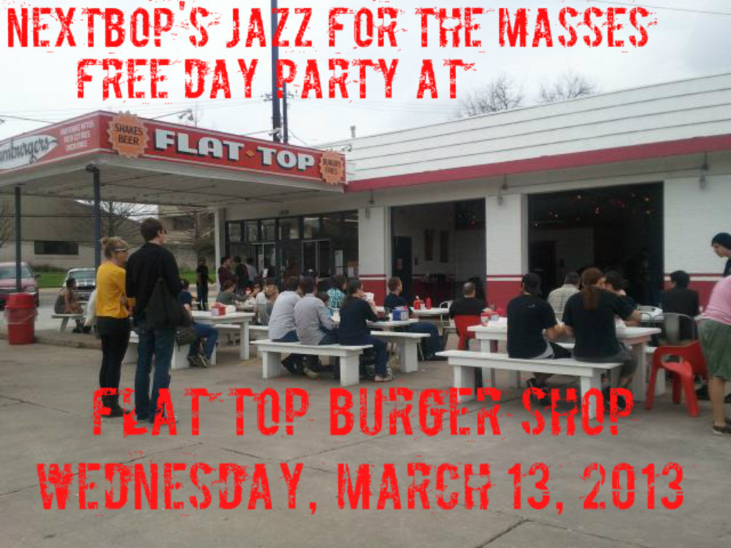 Nextbop's Jazz for the Masses Party's video poster