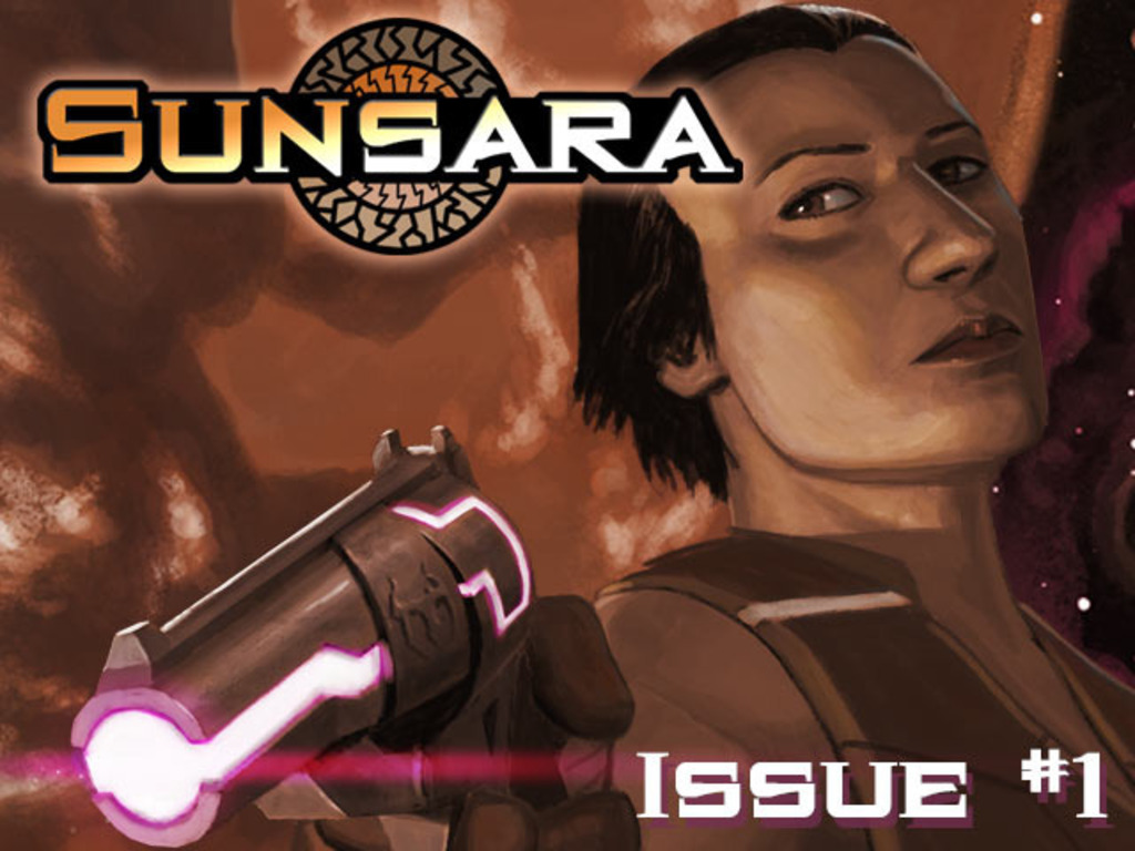 Sunsara - Issue #1's video poster