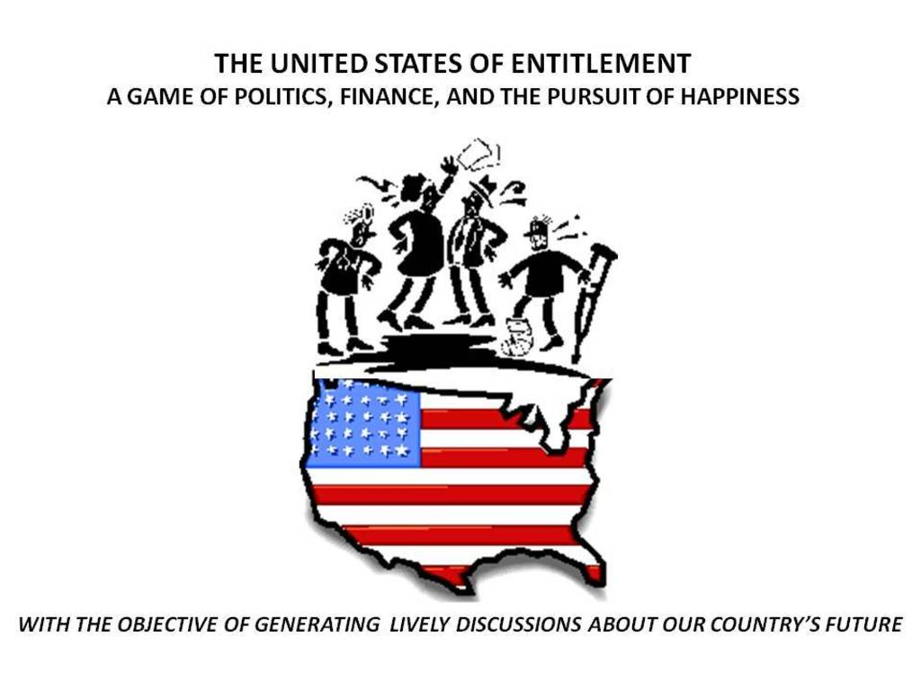 The United States of Entitlement's video poster