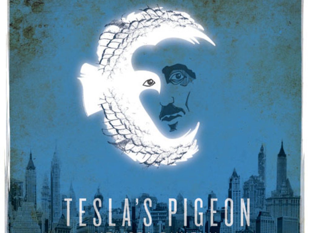 "Tesla's Pigeon Takes Manhattan (+ pre-funding for ""Ayn"")'s video poster"