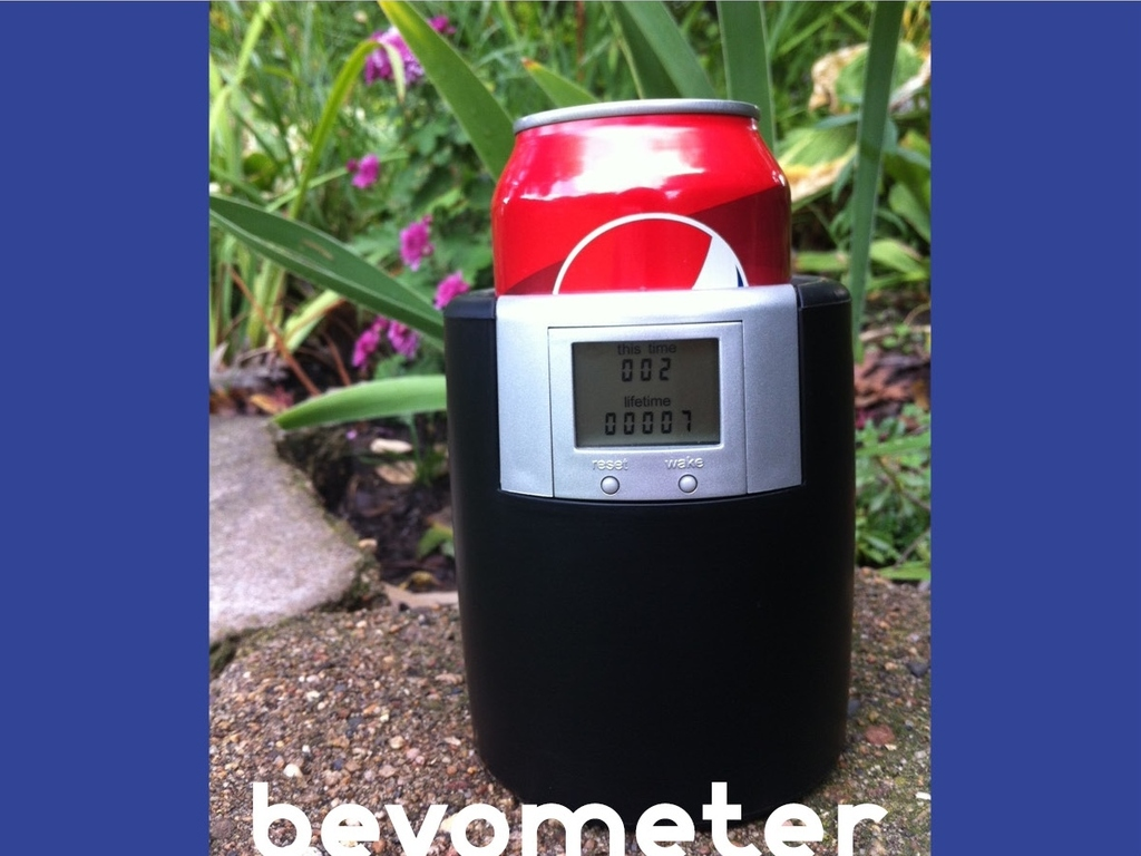 Bevometer - Count Your Beverages For Fun + Health's video poster