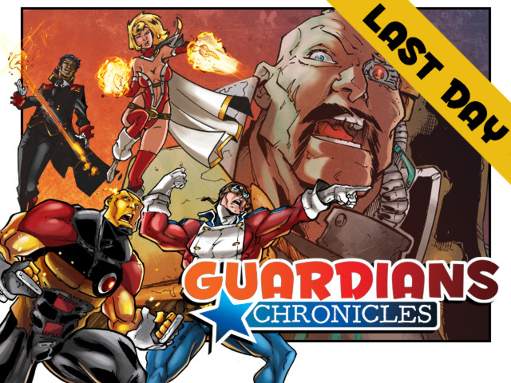 Guardians Chronicles's video poster