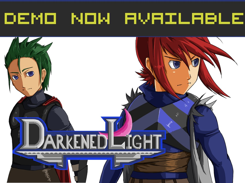 Darkened Light - Action RPG Platform Game's video poster
