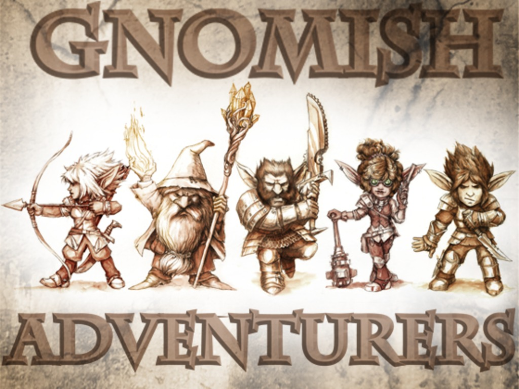 Gnomish Adventurers Box Set's video poster