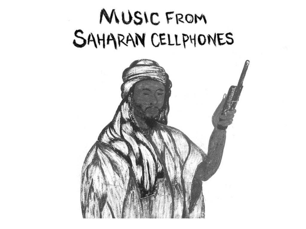 Music from Saharan Cellphones LP's video poster