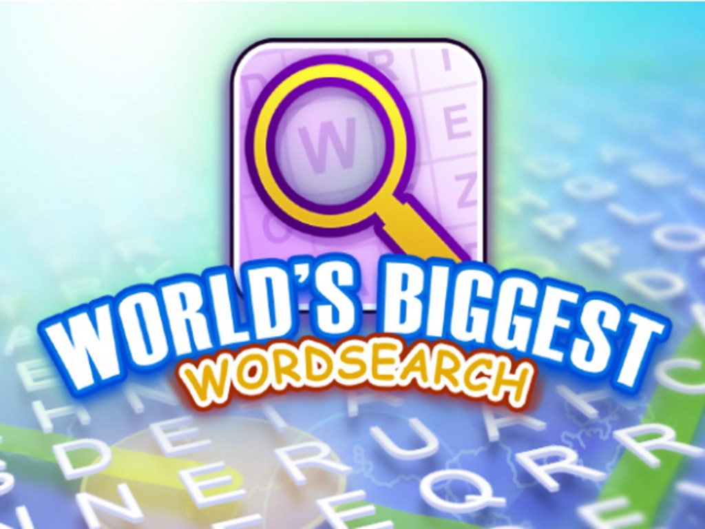 The World's Biggest Wordsearch Puzzle's video poster