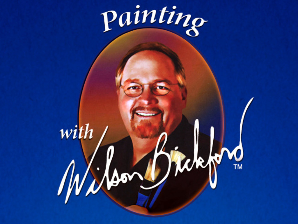 Painting with Wilson Bickford (13 Episodes)'s video poster