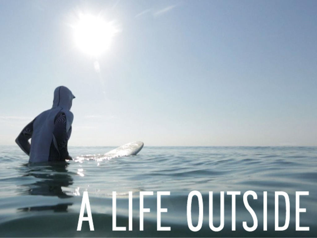 A Life Outside's video poster