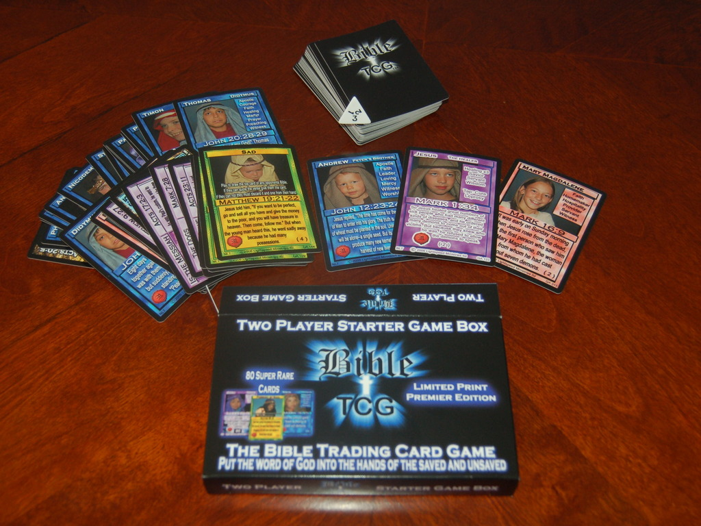 Kids Bible Card Game's video poster