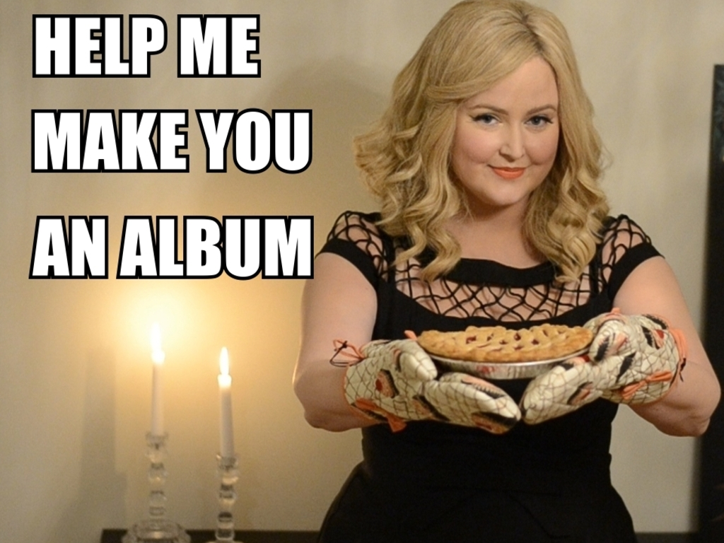 Katrina Parker is Cooking up an Album for YOU!'s video poster