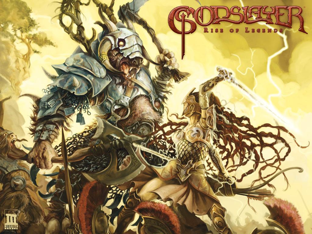 Godslayer - Rise of Legends's video poster