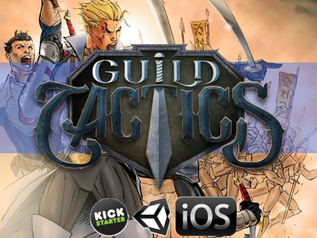 Guild Tactics Collectible Card Game for Mobile Devices's video poster