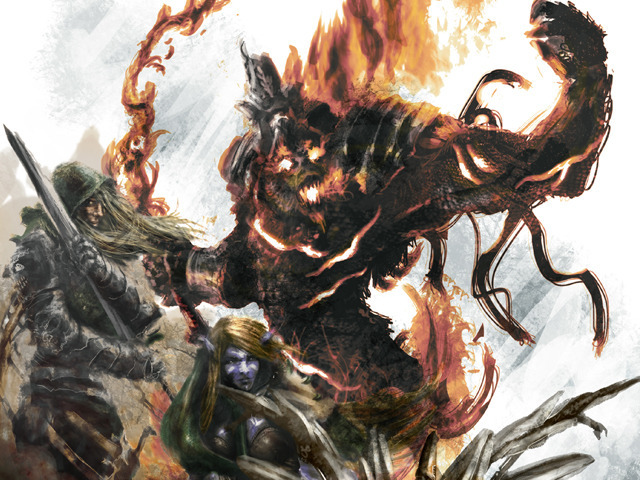 Andronia: Region of Turmoil RPG Guidebook