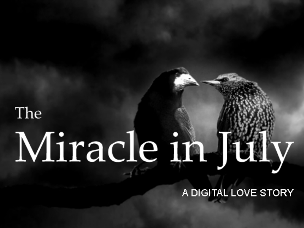 Destination Denmark: Fund the Future of Storytelling and The Miracle in July's video poster
