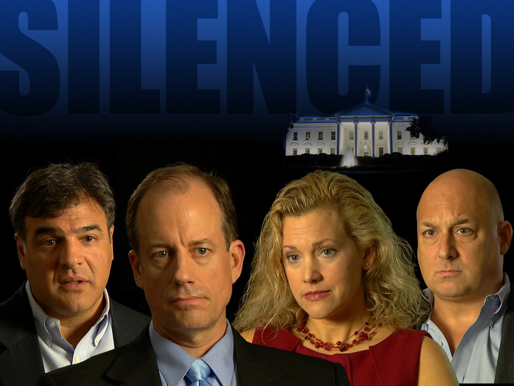 SILENCED - A new documentary from Oscar nominee James Spione's video poster