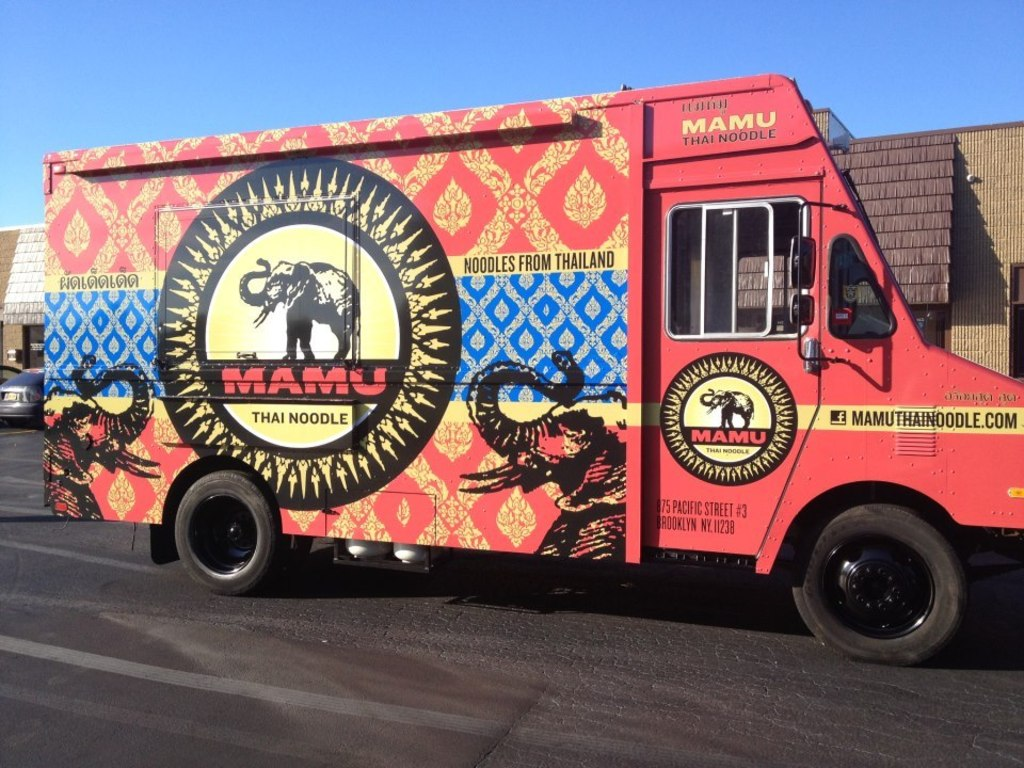 Mamu Thai Noodle Truck: Noodles from the streets of Thailand's video poster
