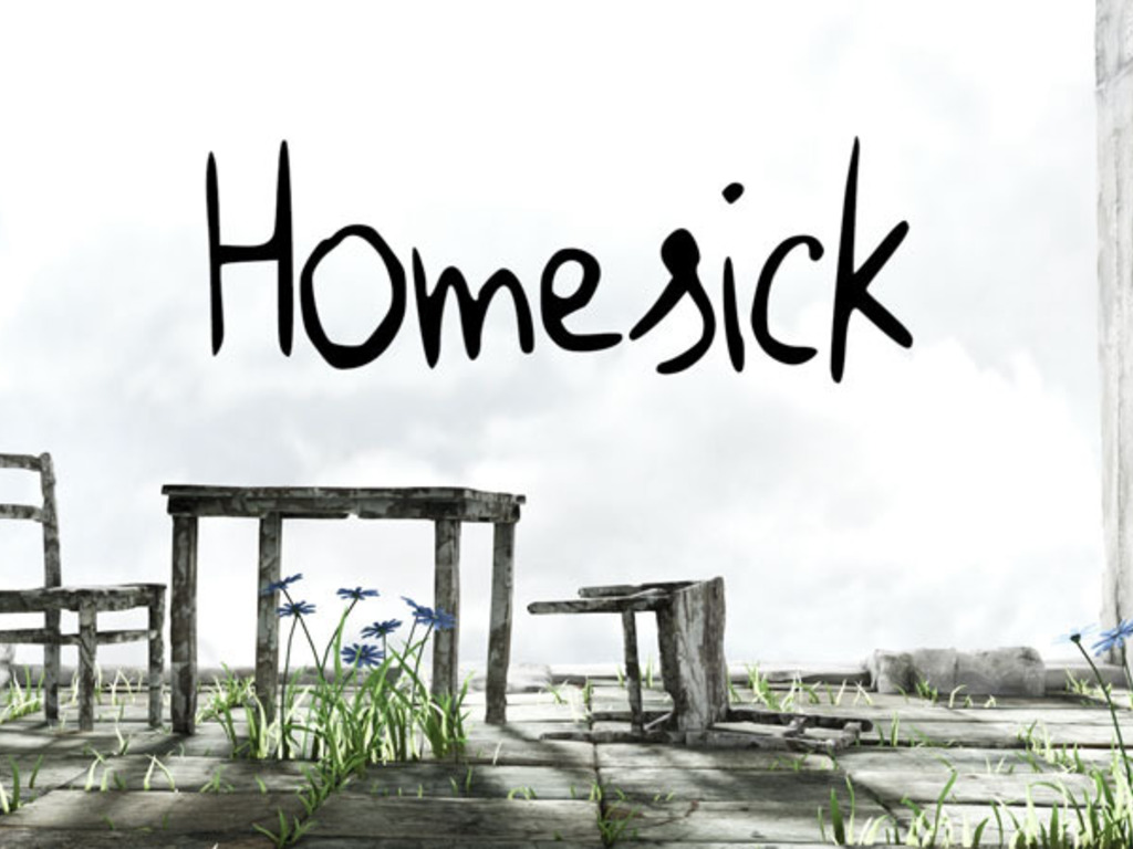 Homesick's video poster