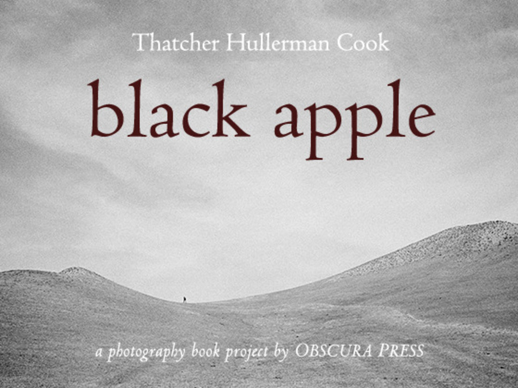"""""""Black Apple"""" by Thatcher Hullerman Cook's video poster"""