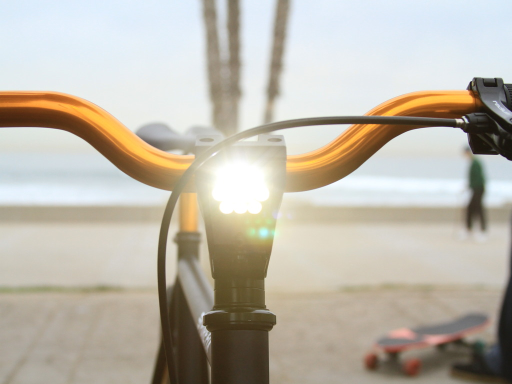 StemLite: Integrated Bicycle Light's video poster