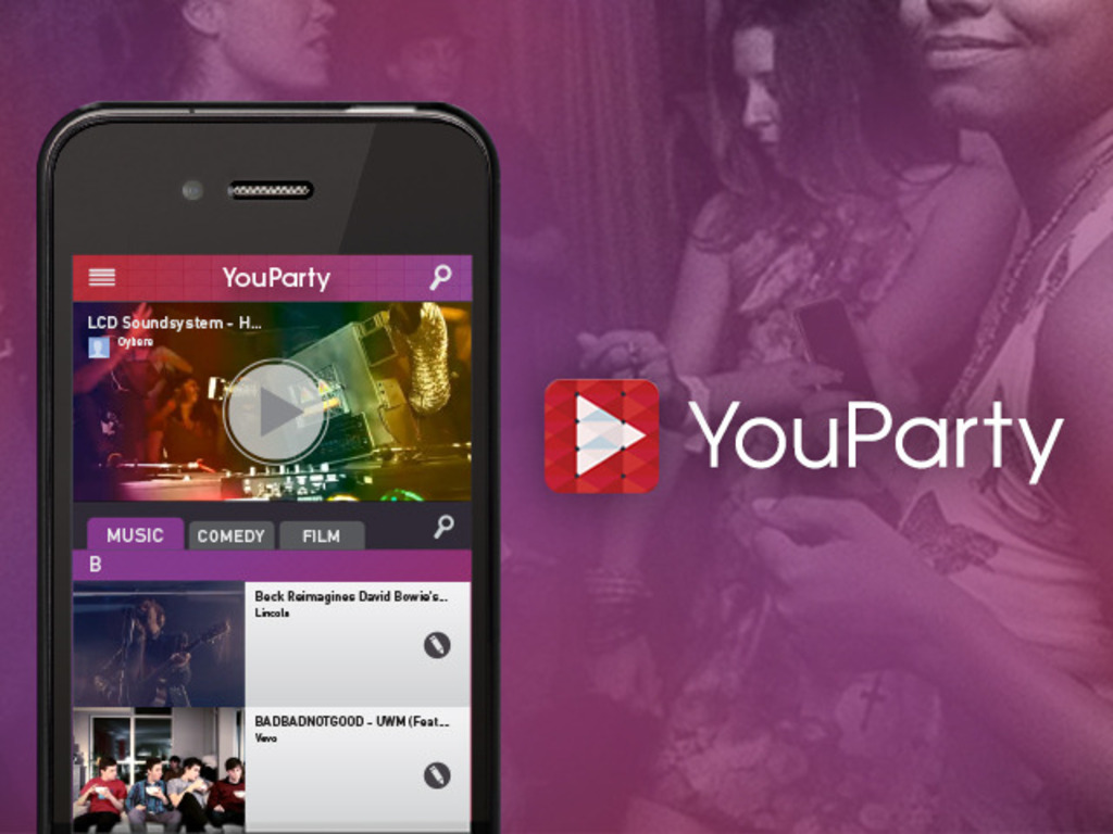 YouParty - The Social YouTube Remote's video poster