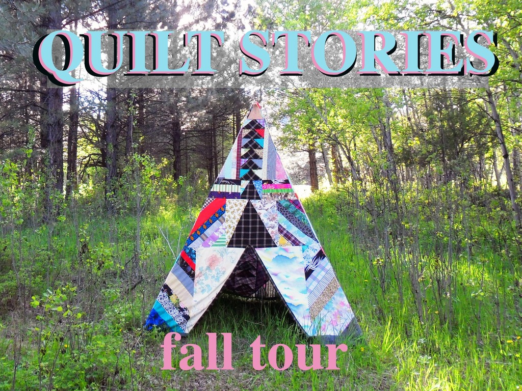 Quilt Stories - FALL TOUR!'s video poster