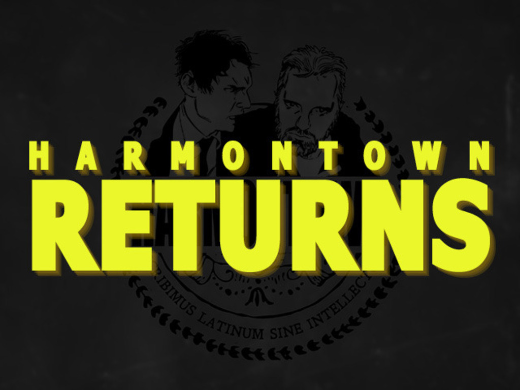 Harmontown Tour's video poster
