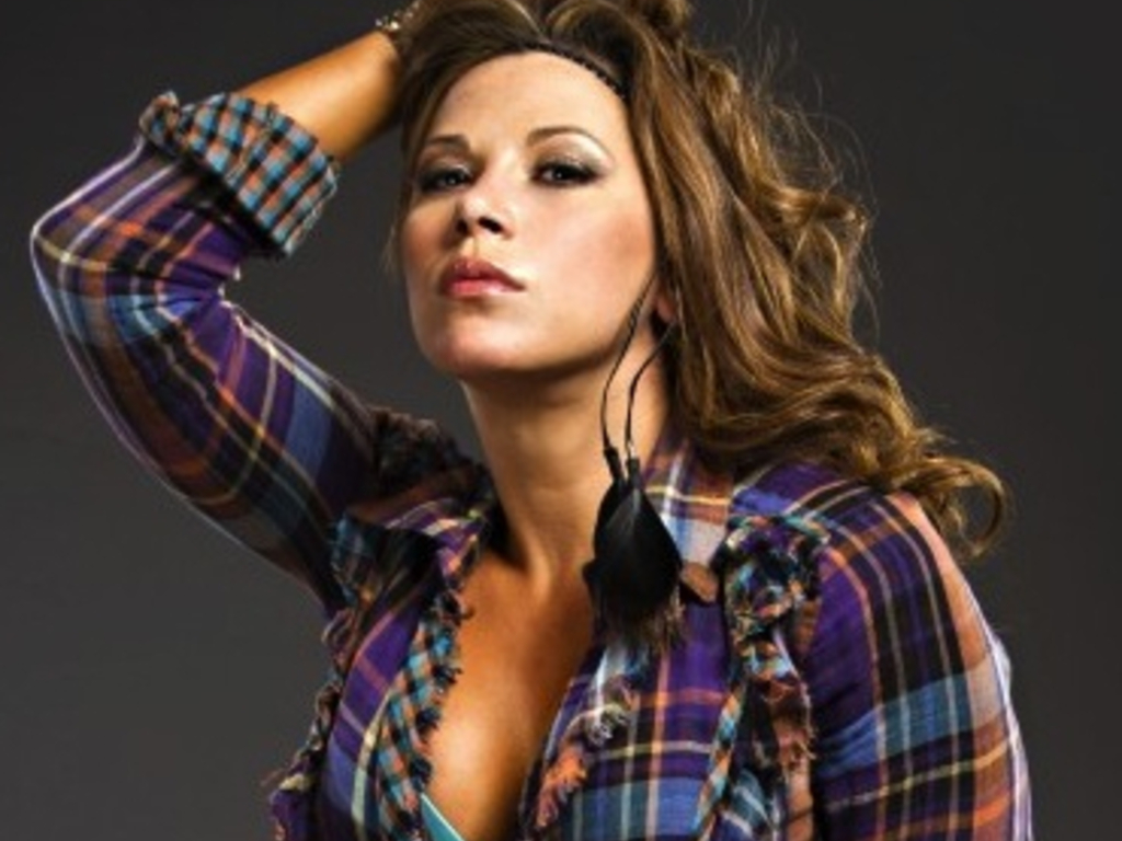 Mickie James is making a new record...'s video poster
