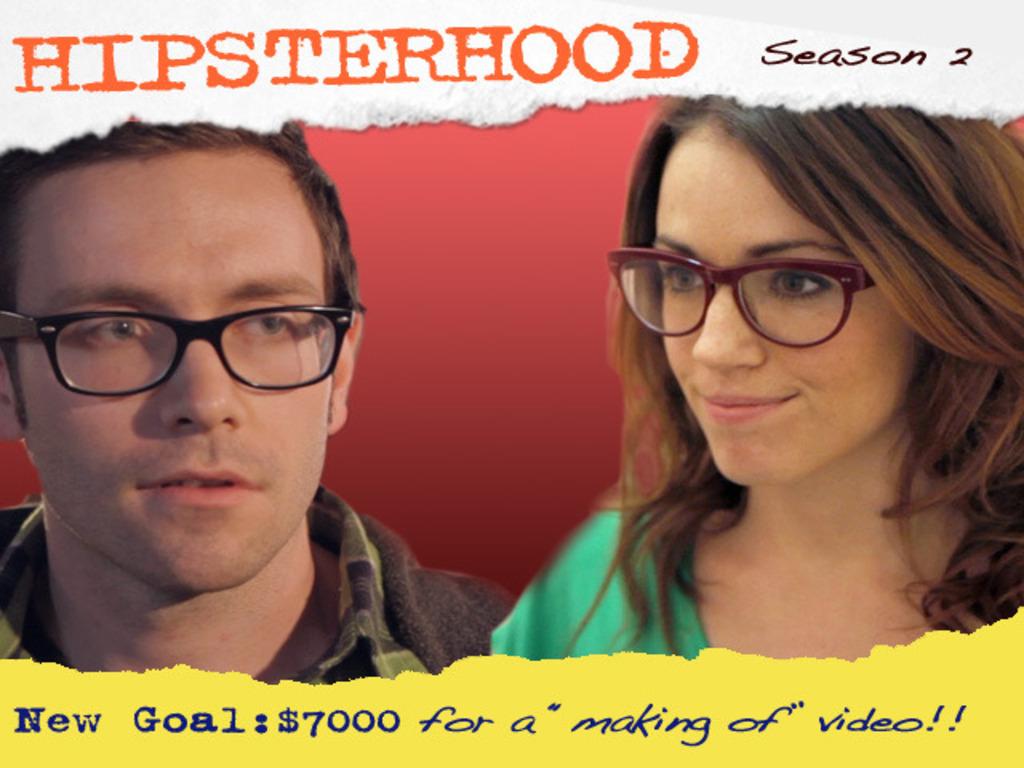HIPSTERHOOD (Season 2)'s video poster