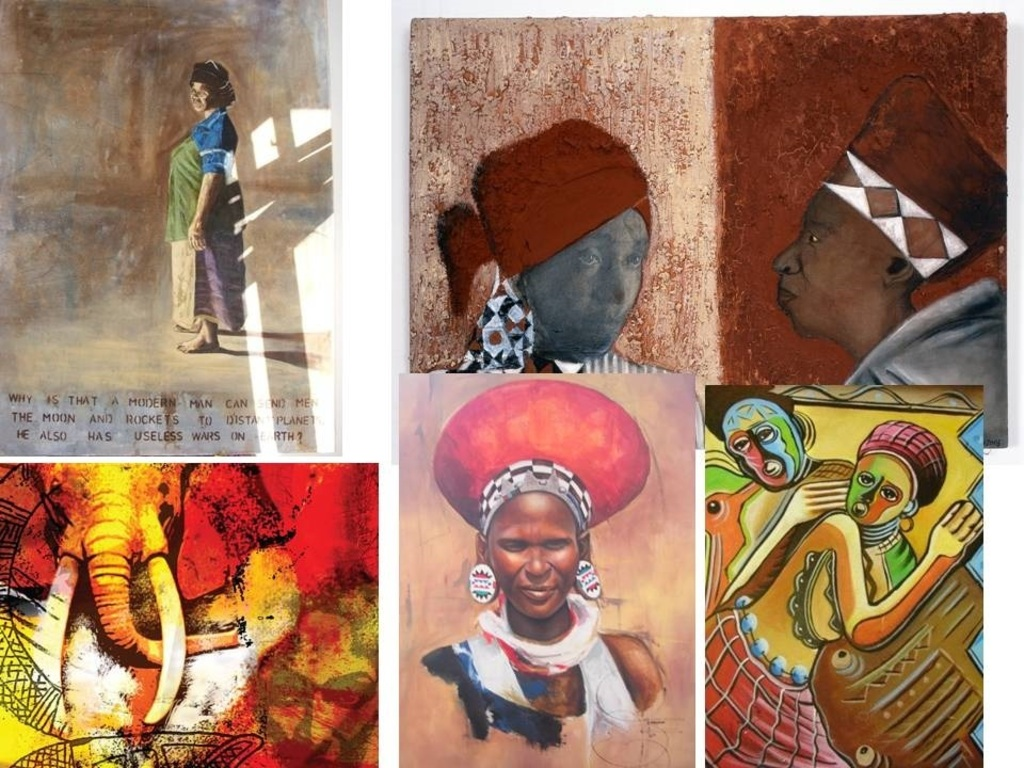 Title: Color Me Africa Fine Art - Educate, Empower, Inspire's video poster