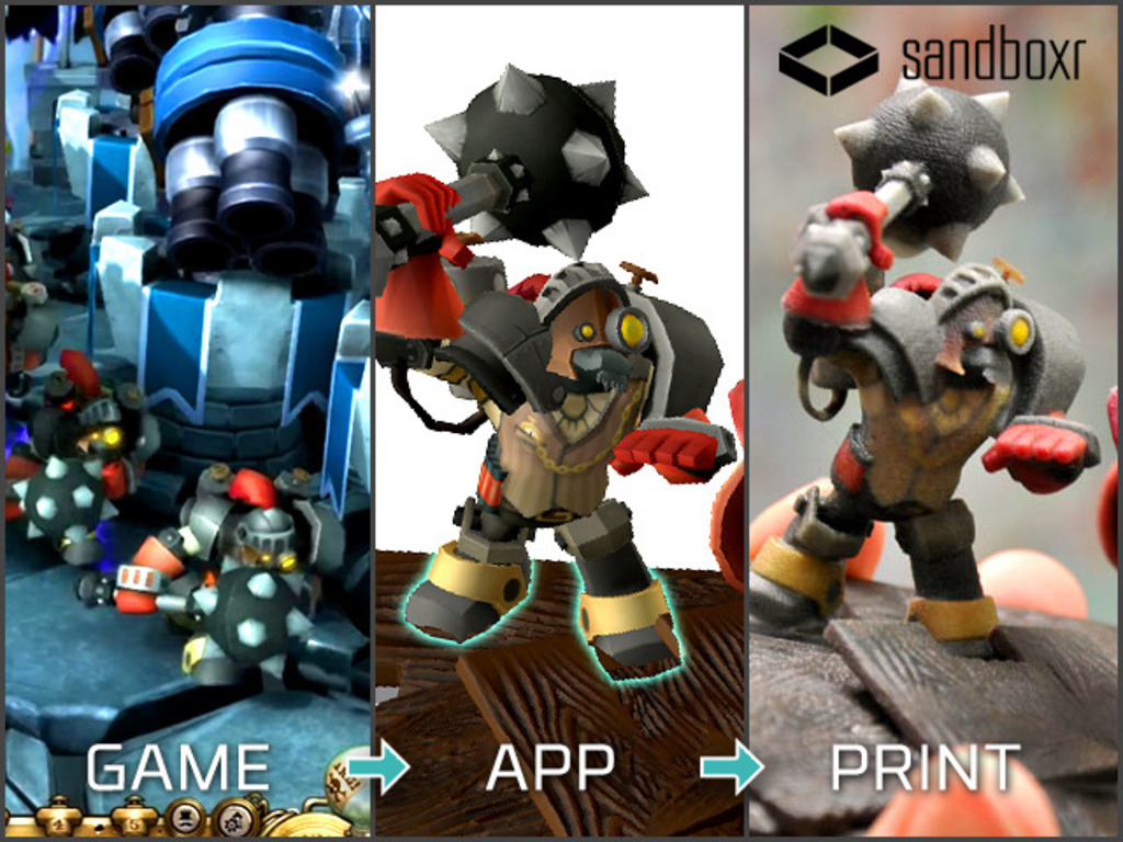 Customize & 3D Print Your Favorite Game Characters's video poster