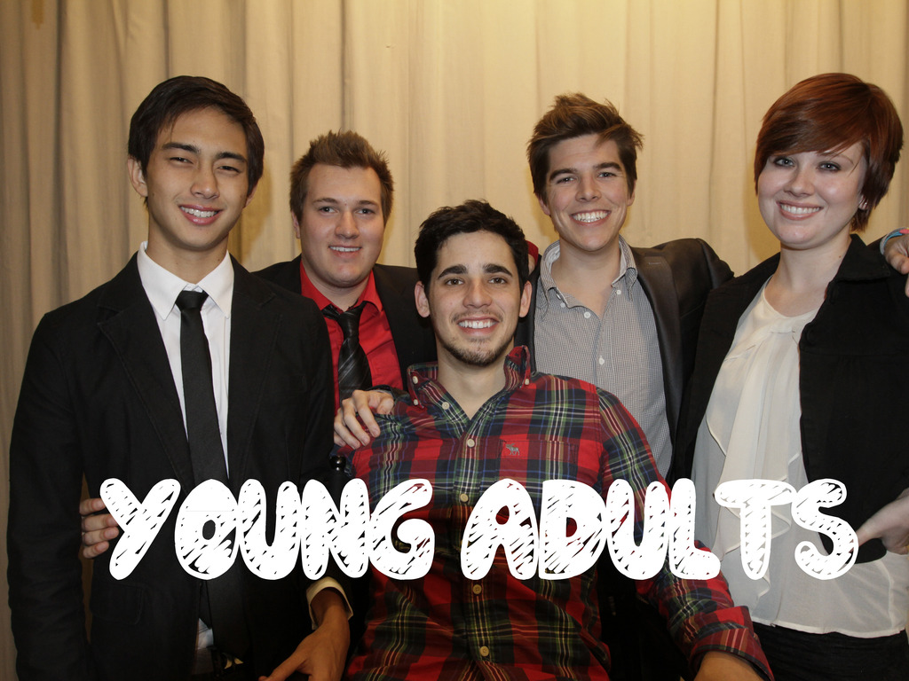 """""""Young Adults""""'s video poster"""