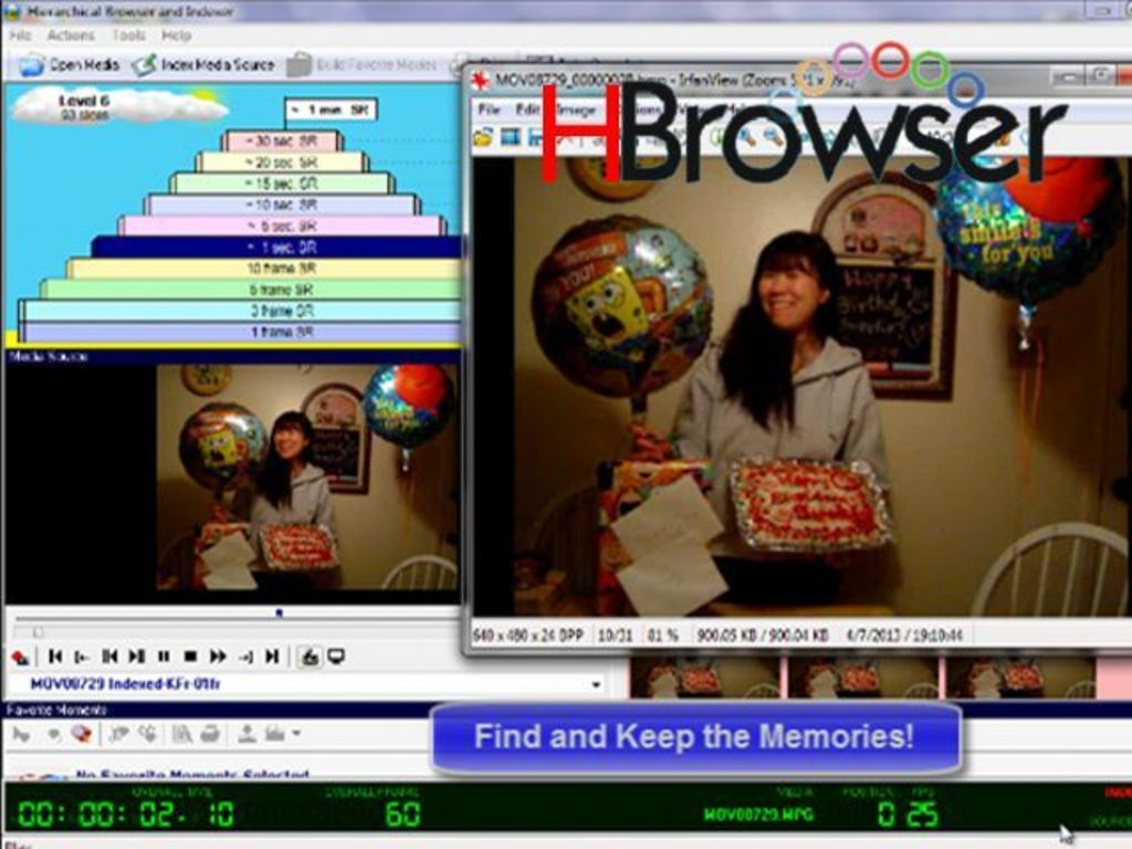HBrowser: Media Indexer - Favorite Moments Browser's video poster