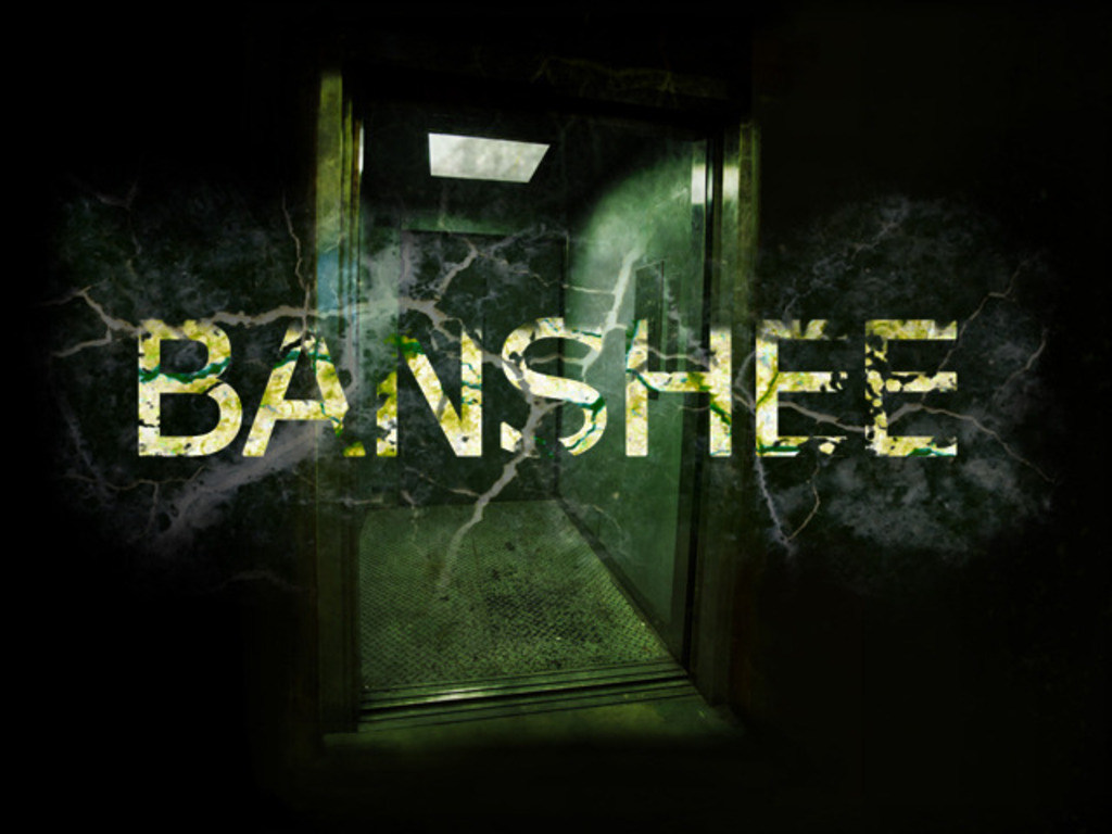 BANSHEE The Game and Feature Film's video poster