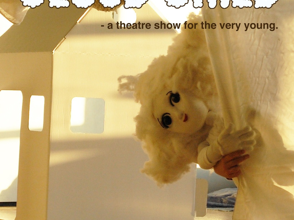 Cloud Child - a theatre show for the very young's video poster