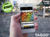 Taggd' Mobile: A Celebration of Street Art