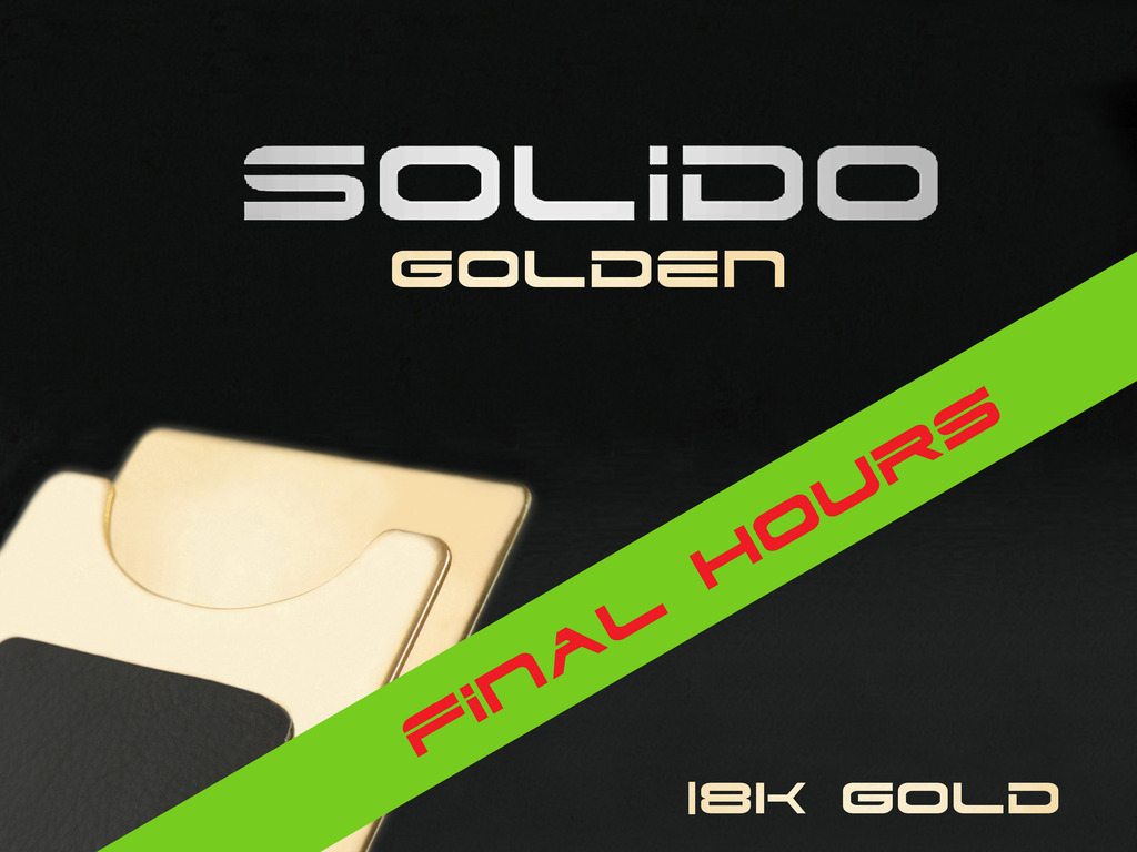 SOLIDO - New Approach To Wallet Design's video poster