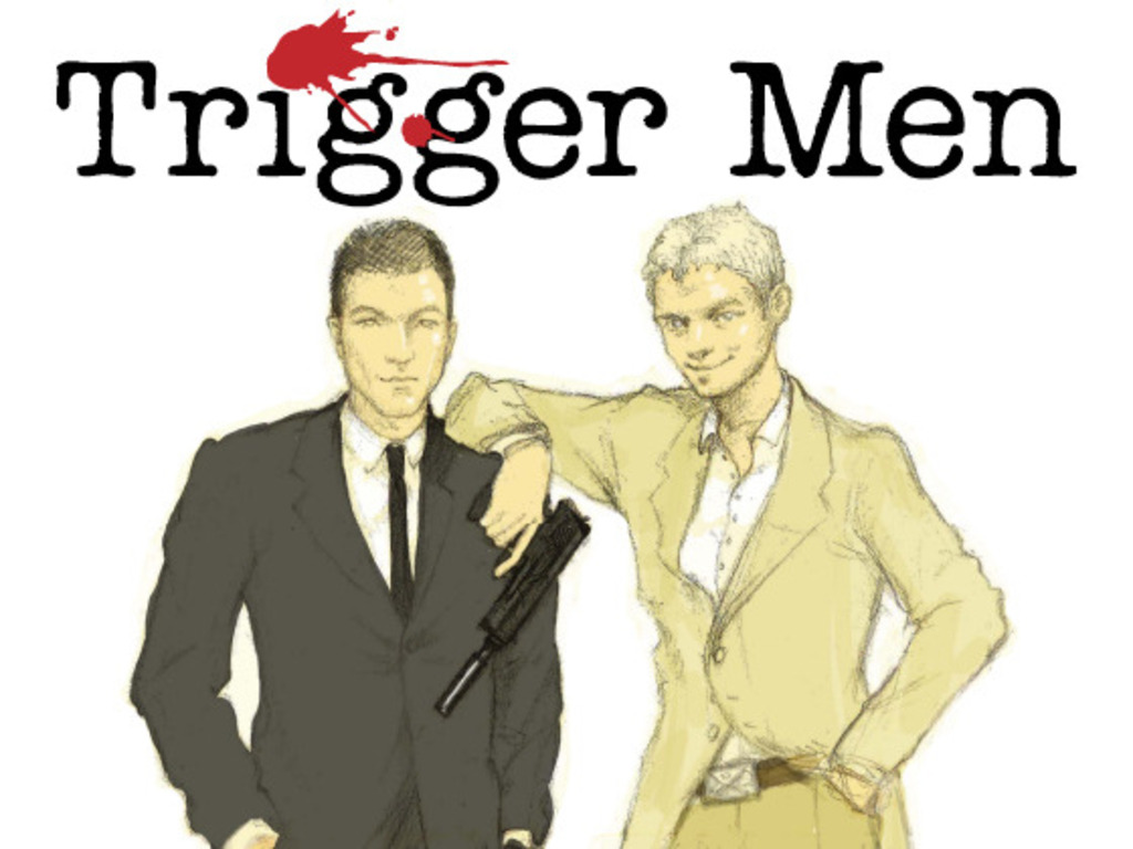 Trigger Men: Misadventures in the World of Contract Killing's video poster