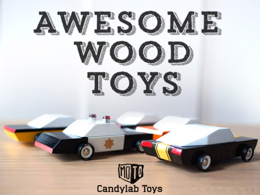 MO-TO: Modern Vintage Toy Cars's video poster