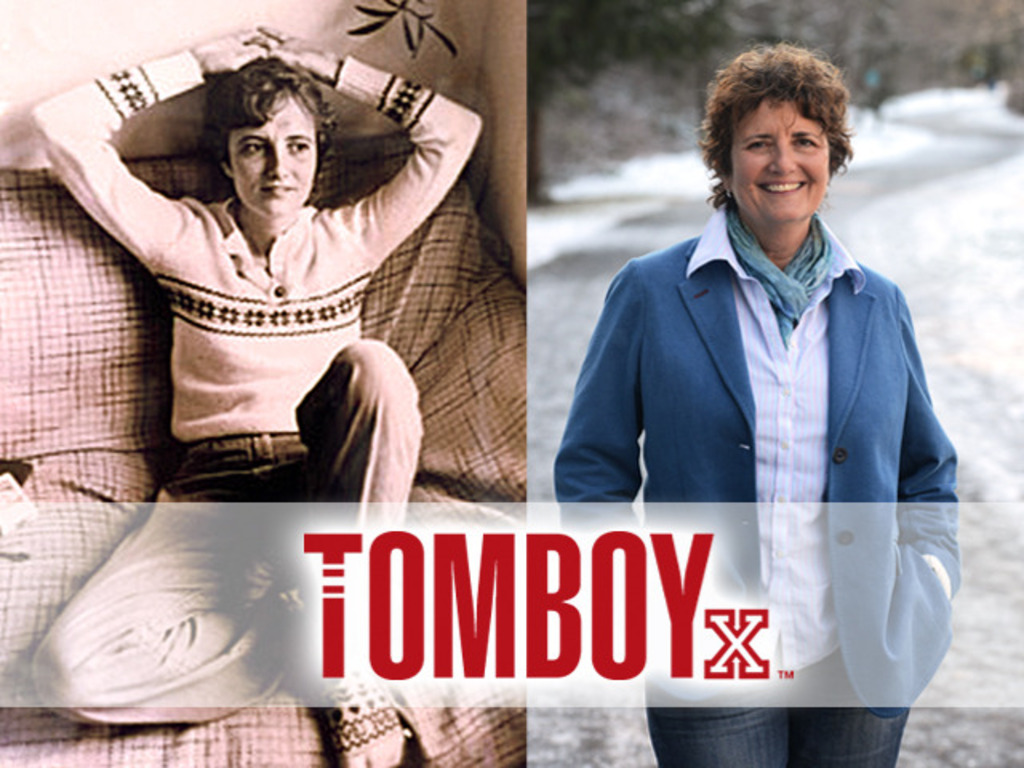 TomboyX: Staking a claim in women's clothing.'s video poster