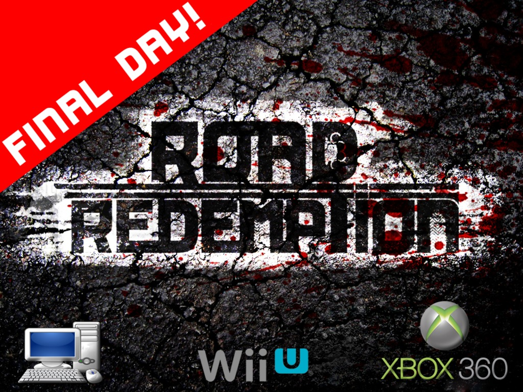 Road Redemption's video poster