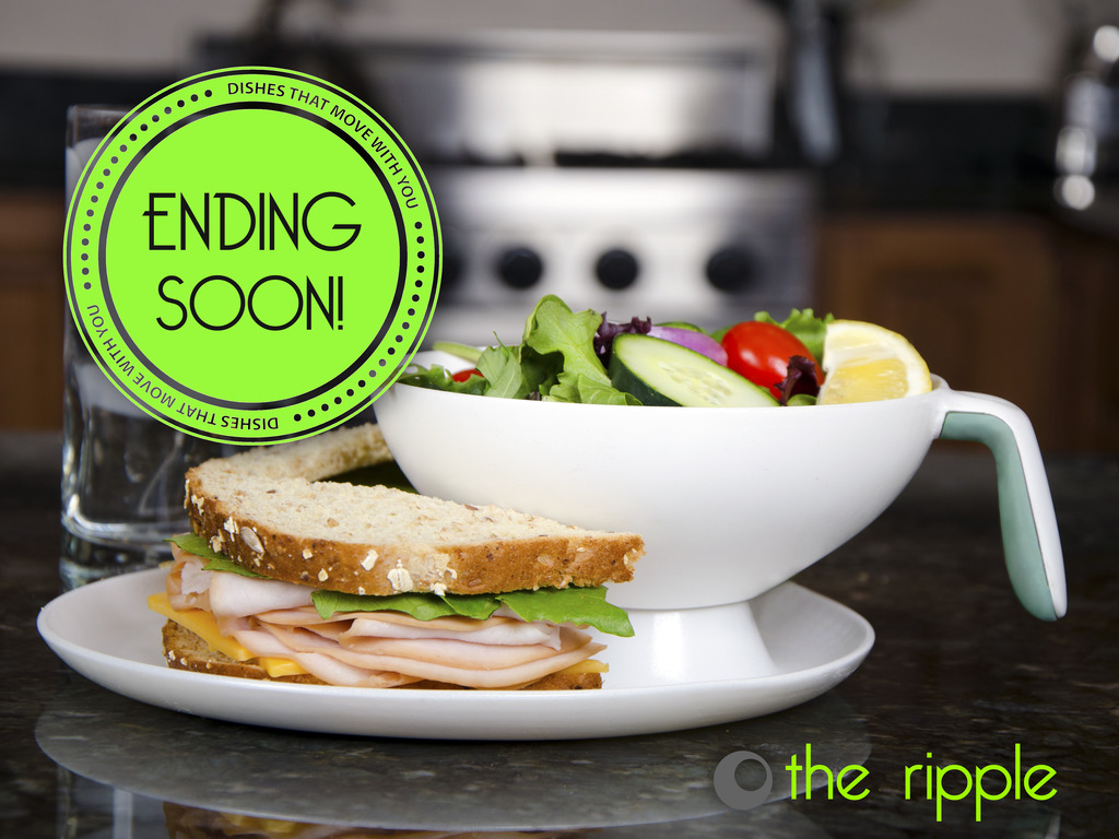 The Ripple - The World's Only Detachable Bowl and Plate's video poster