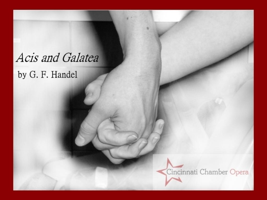 Cincinnati Chamber Opera Presents: Acis and Galatea's video poster