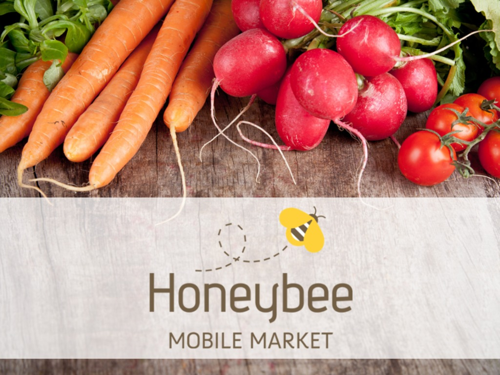 Honeybee Mobile Market -- A mobile farmers market's video poster