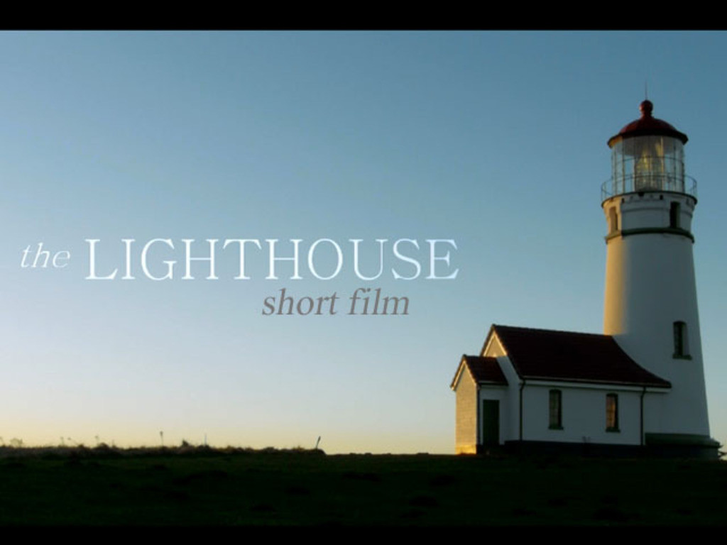 The Lighthouse Short Film's video poster