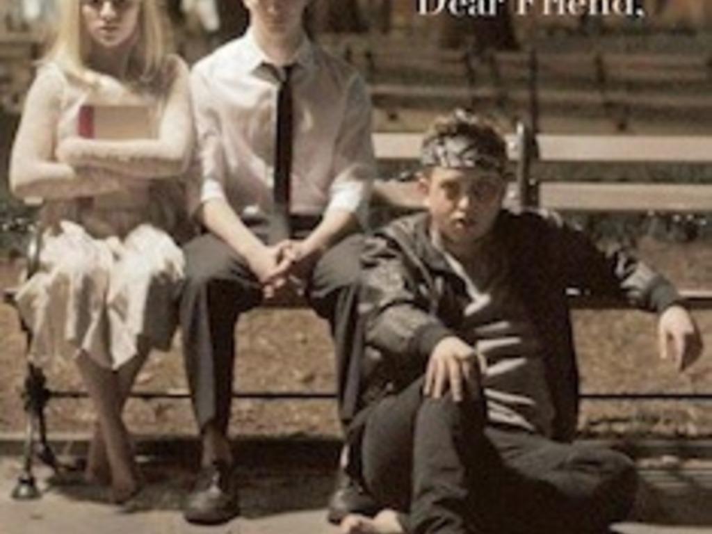Dear Friend,'s video poster