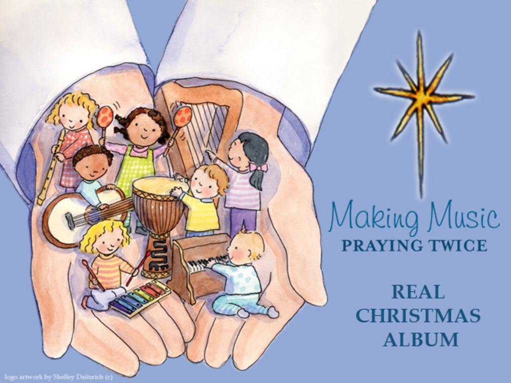 Making Music Praying Twice's NEW Christmas Album!'s video poster