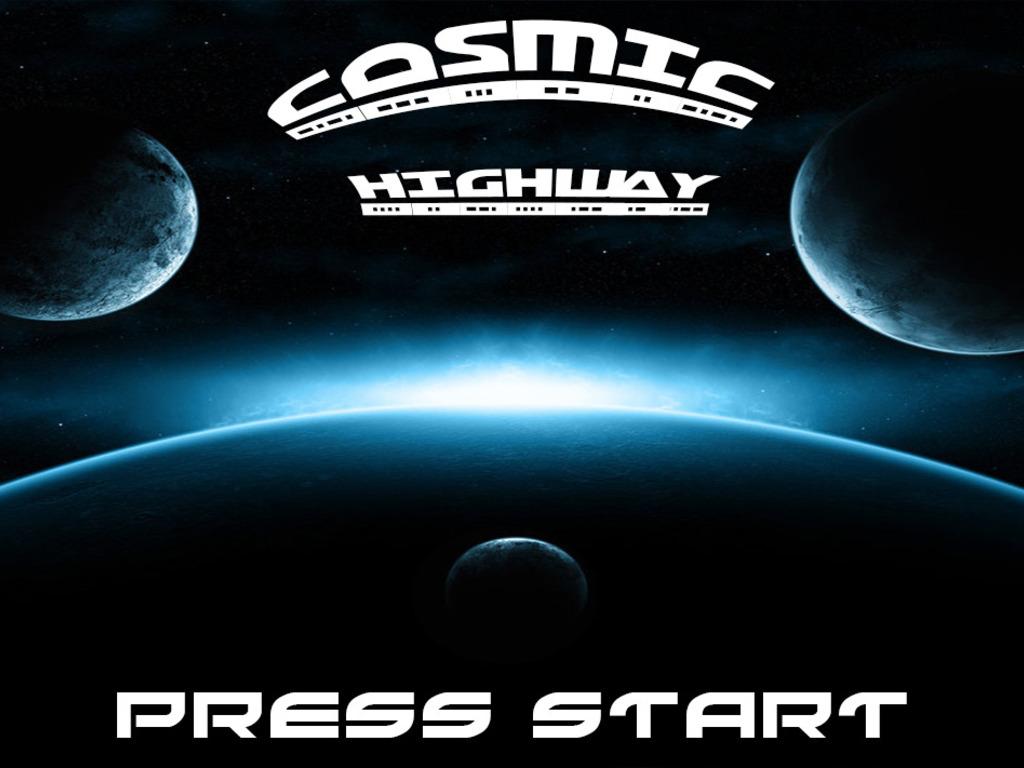 Cosmic Highway Wii U's video poster